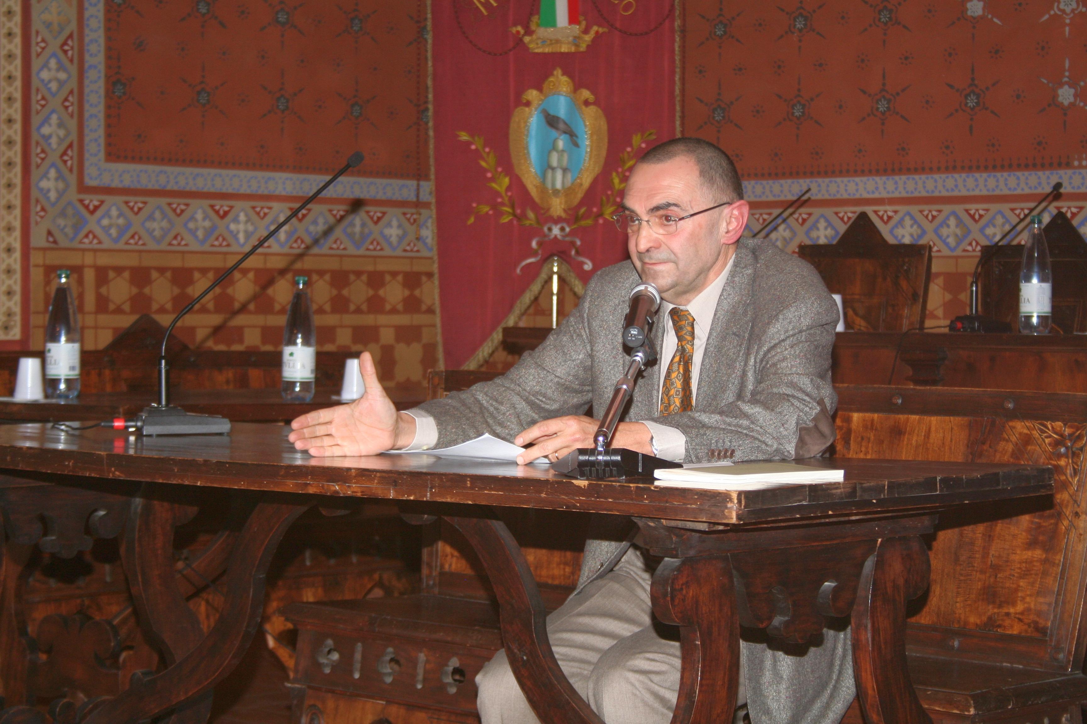Relazione Elio Giannetti