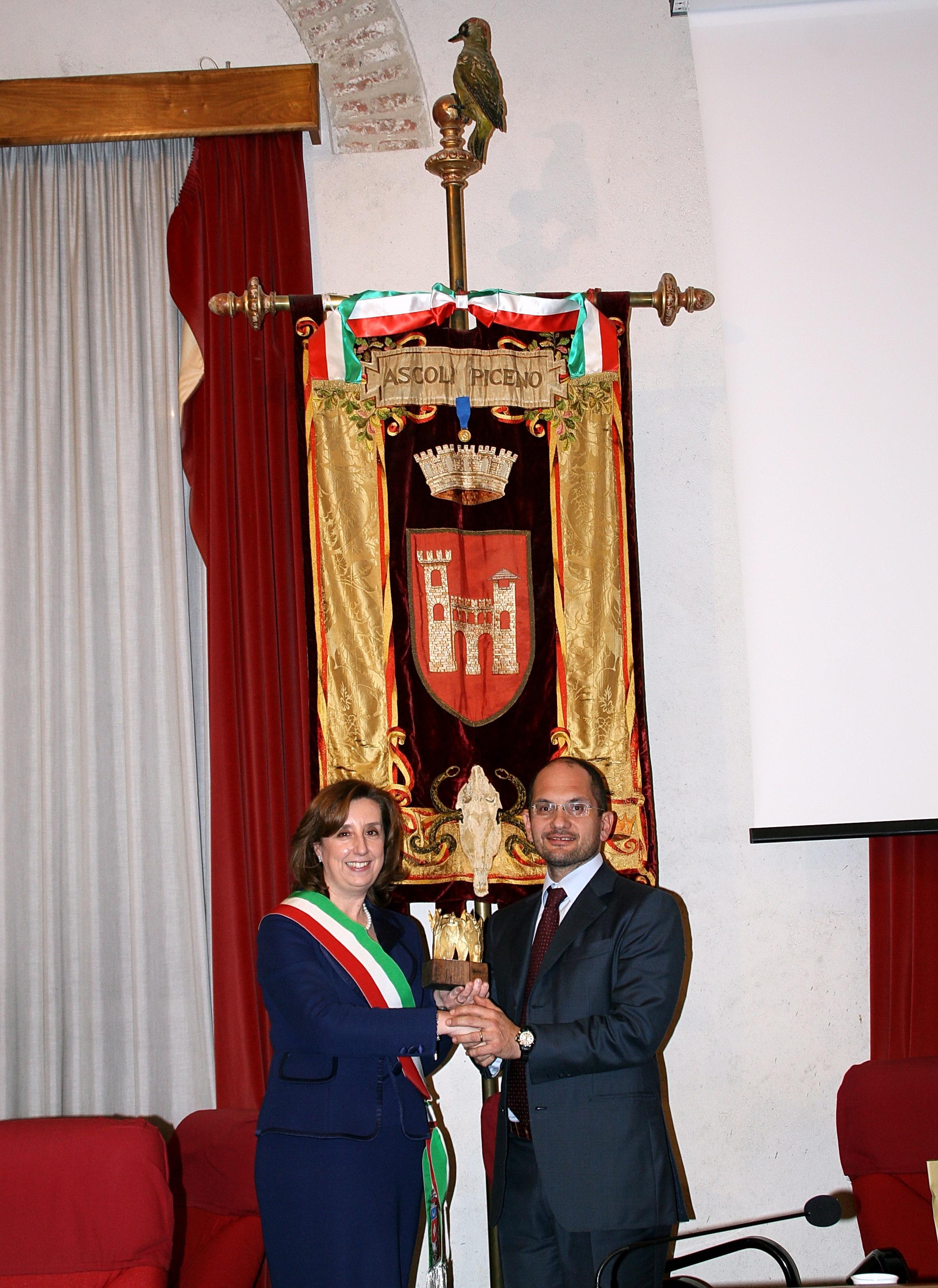 Asdcoli 2 ed. premio