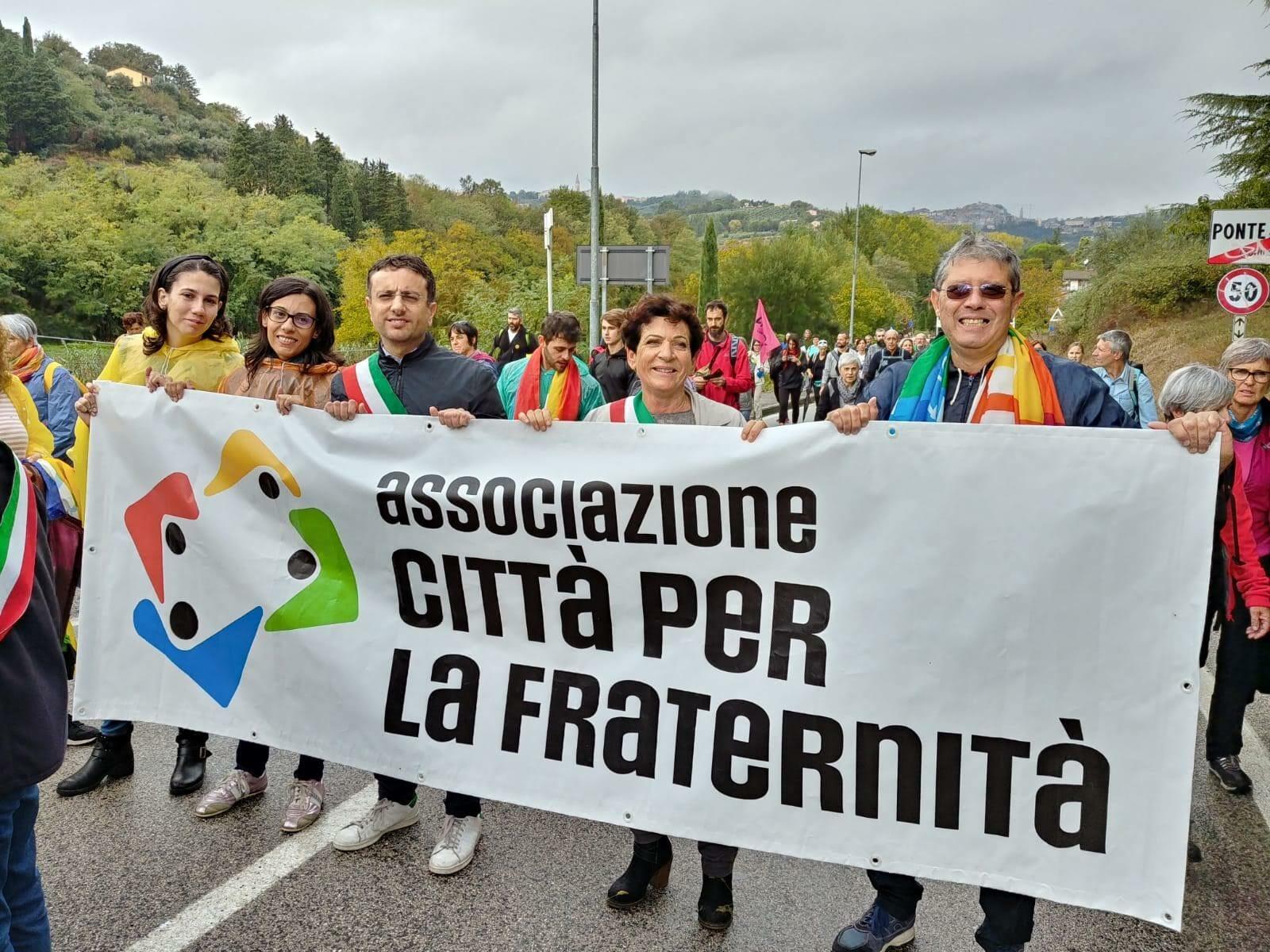 """Da Perugia ad Assisi """"Osiamo la fraternità"""""""